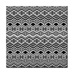 Aztec Design  Pattern Tile Coasters by BangZart