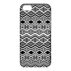 Aztec Design  Pattern Apple Iphone 5c Hardshell Case by BangZart