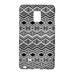 Aztec Design  Pattern Galaxy Note Edge by BangZart