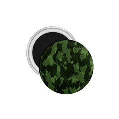 Camouflage Green Army Texture 1 75  Magnets by BangZart