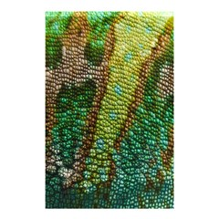 Chameleon Skin Texture Shower Curtain 48  X 72  (small)  by BangZart