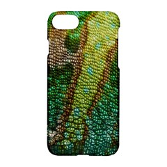 Chameleon Skin Texture Apple Iphone 7 Hardshell Case by BangZart