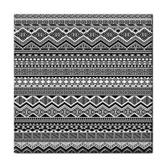 Aztec Pattern Design Tile Coasters by BangZart