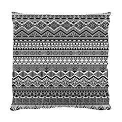 Aztec Pattern Design Standard Cushion Case (two Sides) by BangZart