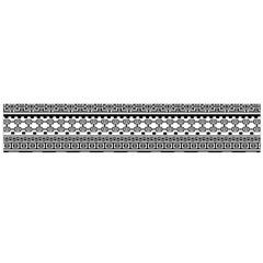 Aztec Pattern Design Flano Scarf (large) by BangZart