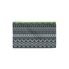 Aztec Pattern Design Cosmetic Bag (xs) by BangZart