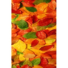 Leaves Texture 5 5  X 8 5  Notebooks by BangZart