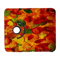 Leaves Texture Galaxy S3 (flip/folio) by BangZart