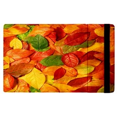 Leaves Texture Apple Ipad Pro 12 9   Flip Case by BangZart