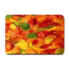 Leaves Texture Small Doormat