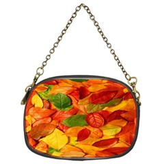 Leaves Texture Chain Purses (two Sides)  by BangZart