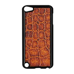 Crocodile Skin Texture Apple Ipod Touch 5 Case (black) by BangZart