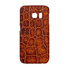Crocodile Skin Texture Galaxy S6 Edge by BangZart