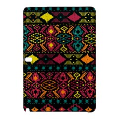 Bohemian Patterns Tribal Samsung Galaxy Tab Pro 10 1 Hardshell Case by BangZart