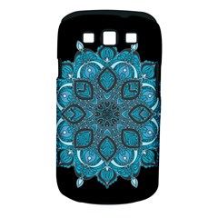 Ornate Mandala Samsung Galaxy S Iii Classic Hardshell Case (pc+silicone) by Valentinaart