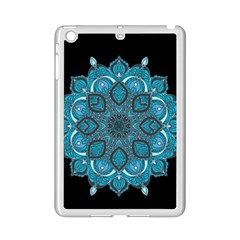 Ornate Mandala Ipad Mini 2 Enamel Coated Cases by Valentinaart