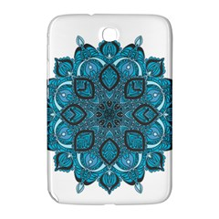 Ornate Mandala Samsung Galaxy Note 8 0 N5100 Hardshell Case  by Valentinaart