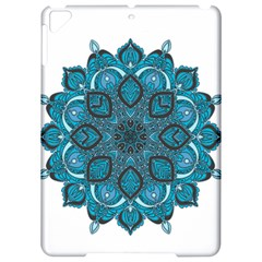 Ornate Mandala Apple Ipad Pro 9 7   Hardshell Case by Valentinaart