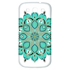 Ornate Mandala Samsung Galaxy S3 S Iii Classic Hardshell Back Case by Valentinaart