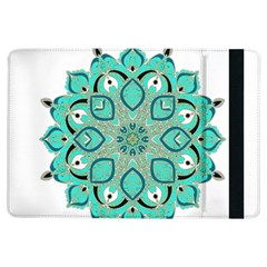 Ornate Mandala Ipad Air Flip by Valentinaart
