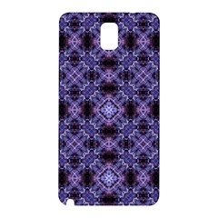 Lavender Moroccan Tilework  Samsung Galaxy Note 3 N9005 Hardshell Back Case by KirstenStar