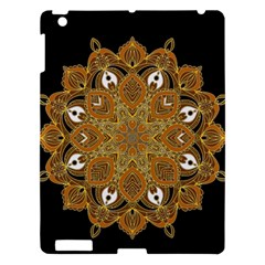 Ornate Mandala Apple Ipad 3/4 Hardshell Case