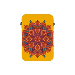Ornate Mandala Apple Ipad Mini Protective Soft Cases by Valentinaart