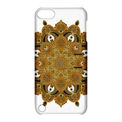 Ornate Mandala Apple Ipod Touch 5 Hardshell Case With Stand by Valentinaart