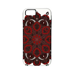 Ornate Mandala Apple Iphone 5 Classic Hardshell Case (pc+silicone) by Valentinaart