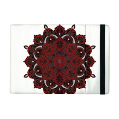 Ornate Mandala Ipad Mini 2 Flip Cases