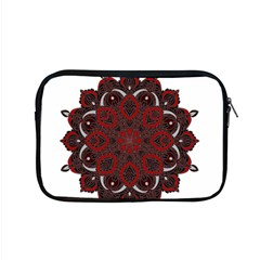Ornate Mandala Apple Macbook Pro 15  Zipper Case by Valentinaart
