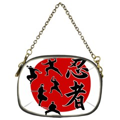 Ninja Chain Purses (one Side)  by Valentinaart