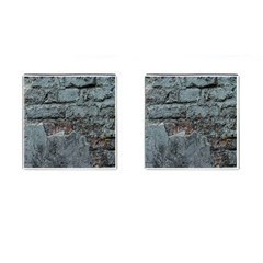 Concrete Wall                        Cufflinks (square) by LalyLauraFLM