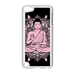 Ornate Buddha Apple Ipod Touch 5 Case (white)