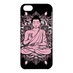 Ornate Buddha Apple Iphone 5c Hardshell Case by Valentinaart