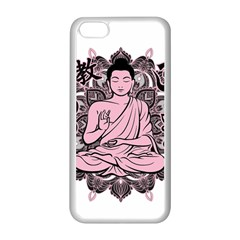 Ornate Buddha Apple Iphone 5c Seamless Case (white) by Valentinaart