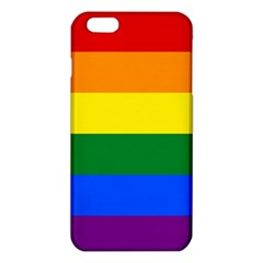 Pride Rainbow Flag Iphone 6 Plus/6s Plus Tpu Case by Valentinaart