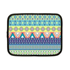 Tribal Print Netbook Case (small)  by BangZart