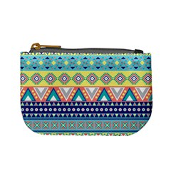 Tribal Print Mini Coin Purses