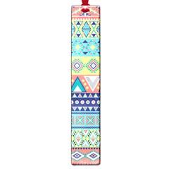 Tribal Print Large Book Marks by BangZart