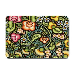Bohemia Floral Pattern Small Doormat