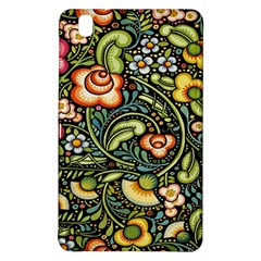 Bohemia Floral Pattern Samsung Galaxy Tab Pro 8 4 Hardshell Case