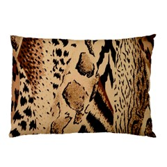 Animal Fabric Patterns Pillow Case by BangZart