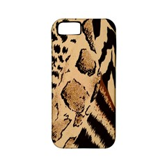 Animal Fabric Patterns Apple Iphone 5 Classic Hardshell Case (pc+silicone) by BangZart