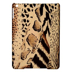 Animal Fabric Patterns Ipad Air Hardshell Cases by BangZart