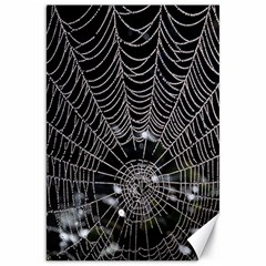 Spider Web Wallpaper 14 Canvas 20  X 30   by BangZart