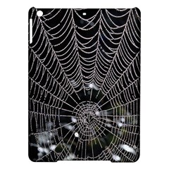 Spider Web Wallpaper 14 Ipad Air Hardshell Cases by BangZart