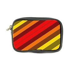 Abstract Bright Stripes Coin Purse by BangZart