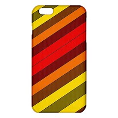 Abstract Bright Stripes Iphone 6 Plus/6s Plus Tpu Case by BangZart