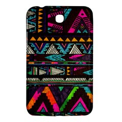 Cute Hipster Elephant Backgrounds Samsung Galaxy Tab 3 (7 ) P3200 Hardshell Case  by BangZart